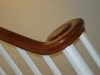 Sapele-continuous-handrail-with-French-Polish-finish