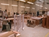 Joinery in the workshop